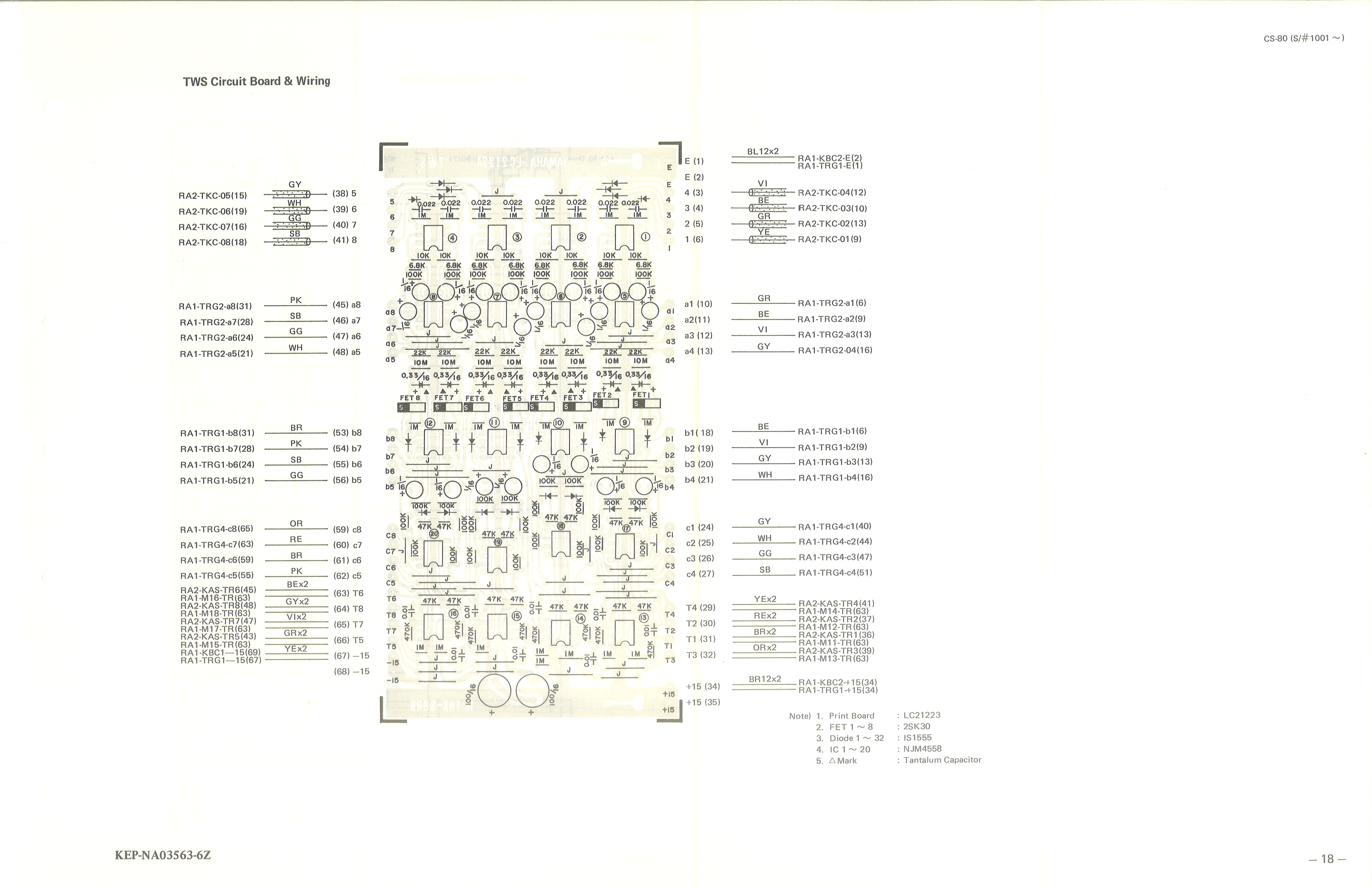 wiring diagram for trailer light board wiring discover your synthesizer wiring diagram